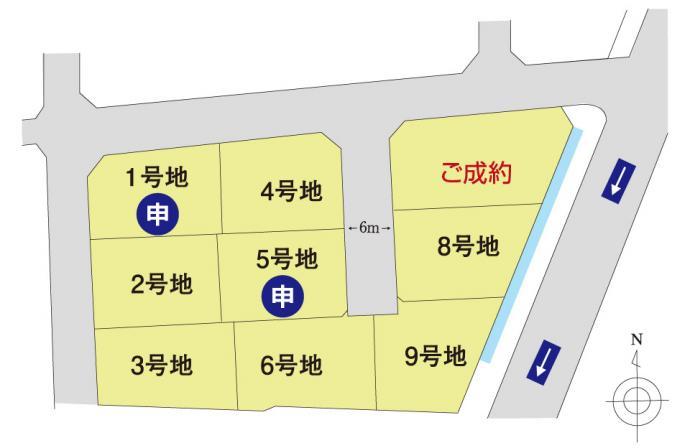 ポコタウン中間駅前区画図.jpg