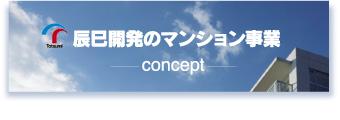 辰巳開発のマンション特設サイト